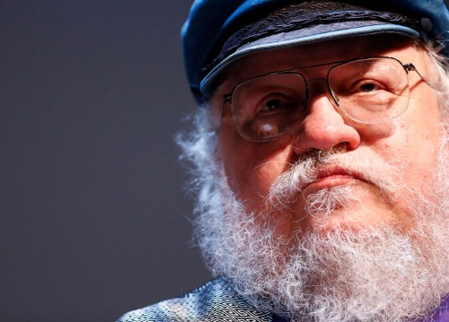 'Game of Thrones' author George R.R. Martin said Donald Trump is 'wrong' about the Syrian Refugees