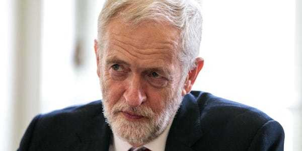 Jeremy Corbyn announces he will resign as Labour Party leader - Business Insider