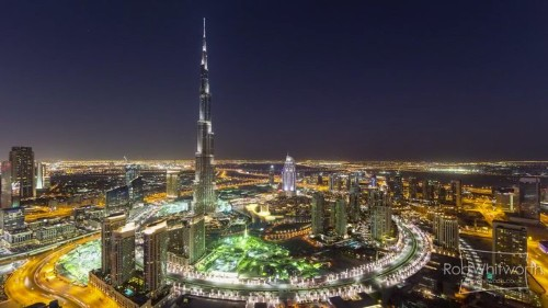 This clip of Dubai is the best timelapse I've ever seen