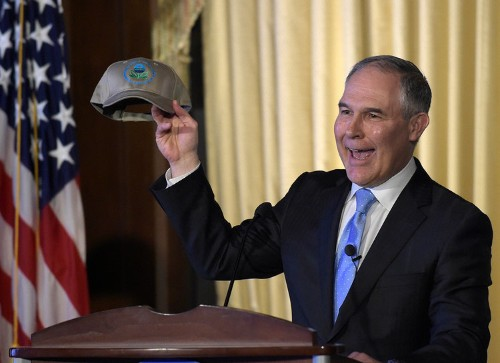 The EPA's science office just removed the word 'science' from its mission statement