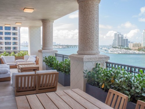 Tour of $16 million condo in America's richest ZIP code, Fisher Island