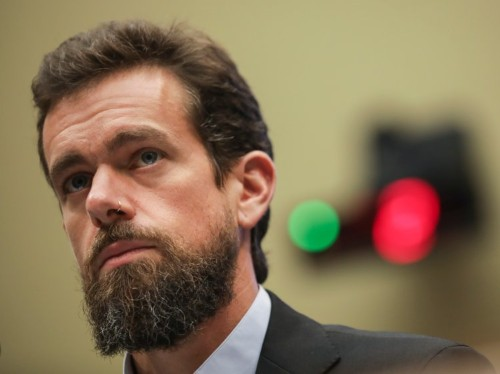 Jack Dorsey says he 'doesn't care about looking bad' after a bizarre Huffington Post interview