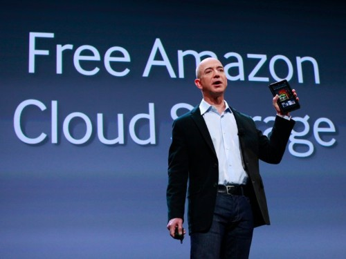 Amazon is reportedly trying to push Google out of Android phones