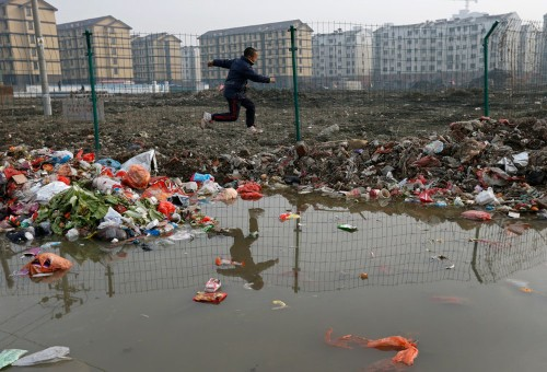 More Than 40% Of China's Arable Land Is Degraded