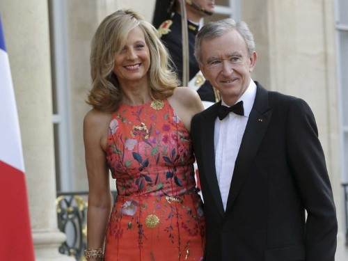 The 10 wealthiest couples in the world