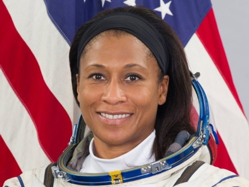 Female astronaut Jeanette Epps on NASA's Artemis moon-landing program