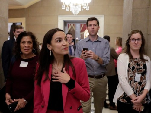 AOC adviser Dan Riffle: There's an issue with billionaire philanthropy