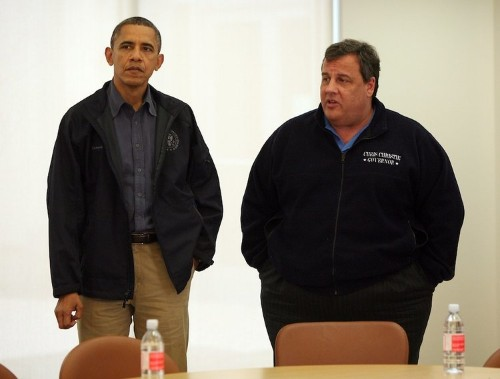 Obama Returns To The Jersey Shore To Boost Storm Recovery, And His Image