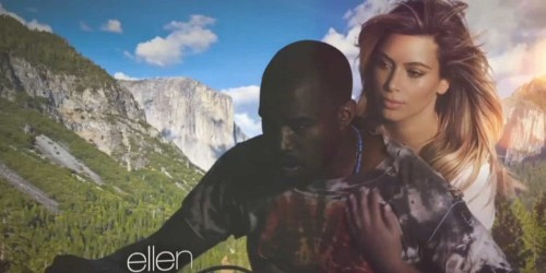 Kanye West Made Kim Kardashian The Star Of His Ridiculous New Music Video