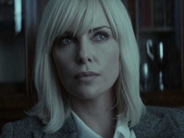 Charlize Theron plays a lethal secret agent in the ultra-violent 'Atomic Blonde' trailer - Business Insider
