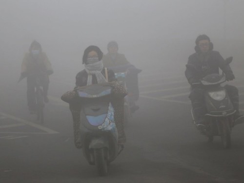 The amount of carbon dioxide in the atmosphere just hit its highest level in 800,000 years, and scientists predict deadly consequences