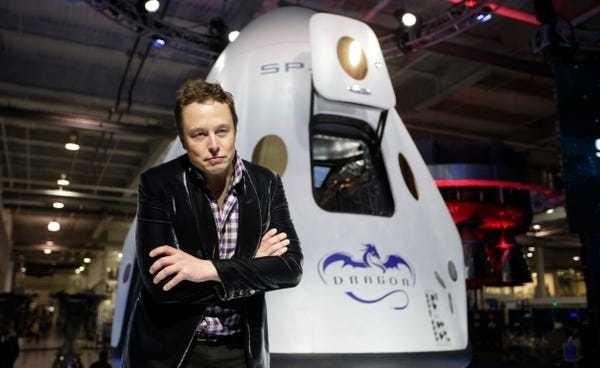 Elon Musk wants to put a million people on Mars - Business Insider