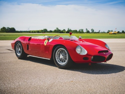 PHOTOS: the 27 most expensive Ferraris at the Monterey car auctions
