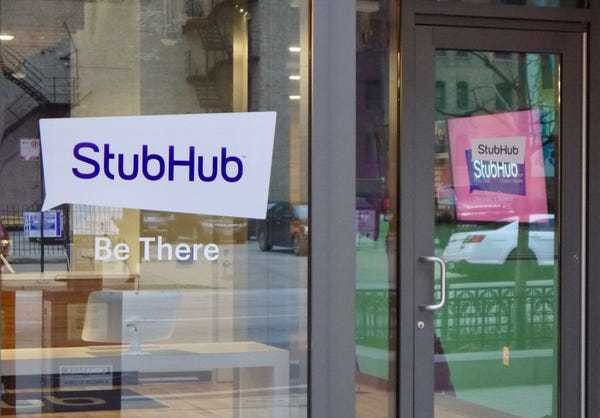 StubHub to save 30-40% on agency fees by taking advertising in-house. - Business Insider