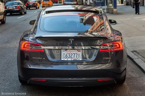 Tesla suddenly has a target on its back