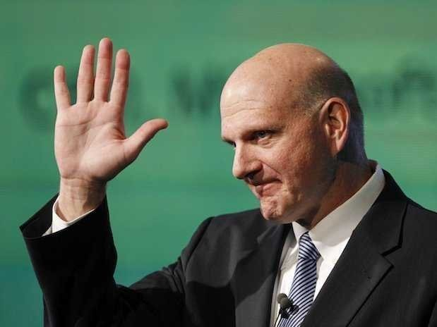 Here's The Letter Steve Ballmer Wrote To Microsoft Employees Explaining Why He's About To Retire