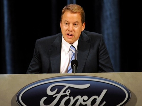 Ford chairman: Our new transportation revolution will be like going from horses to cars