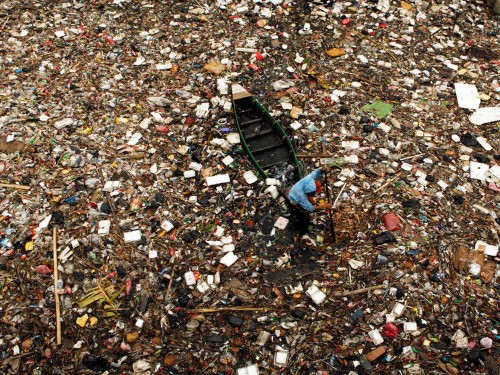 Plastic now pollutes every corner of the Earth