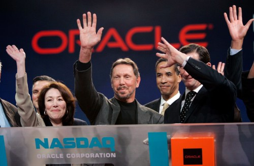 An ex-Oracle worker says she was fired for complaining about improper cloud business accounting practices