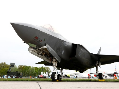 The US just approved the $6.5 billion sale of 32 F-35 fighter jets to Poland - Business Insider