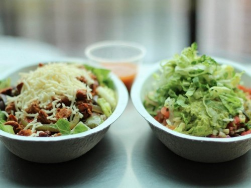 Chipotle has unseated Subway as America's healthy fast food of choice