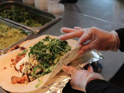 America's favorite 'healthy' food is Chipotle