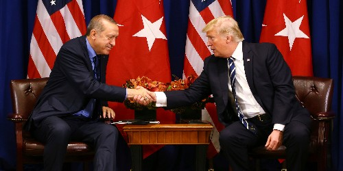 Trump's coziness with authoritarians is backfiring spectacularly in Syria - Business Insider