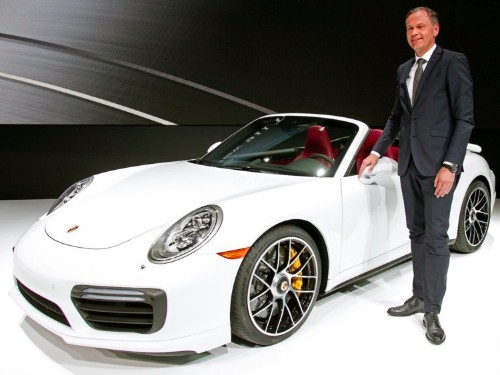 Porsche CEO: 'An iPhone belongs in your pocket, not on the road'