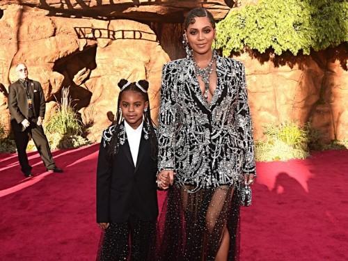 Beyoncé argues Blue Ivy is a 'cultural icon' in legal documents: report
