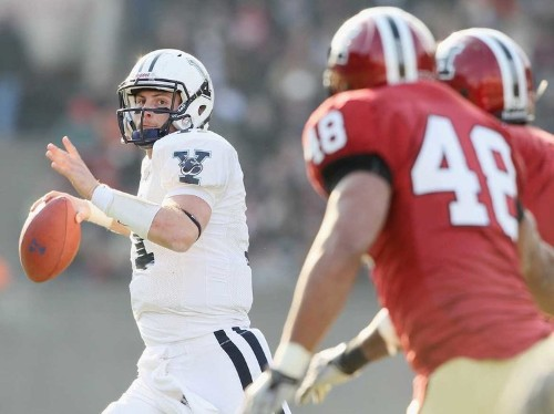 Former Star Yale Quarterback Says University Sexual Assault Policy 'Nearly Ruined My Life'