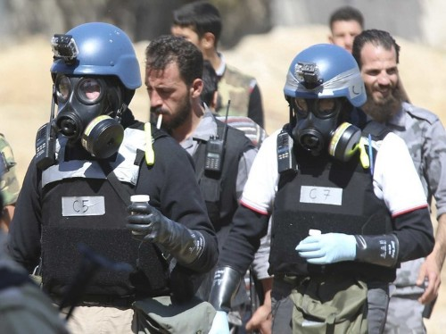 The Russian Plan Of Removing Syria's Chemical Weapons Mid-War Is A 'Nightmare'