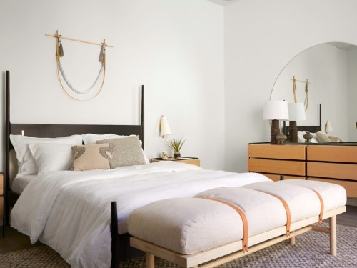 One of the hottest bedding startups is opening a hotel in Los Angeles — and rates start at $600 a night
