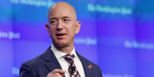 This interview with Amazon CEO Jeff Bezos made me evaluate how biases affect my thinking