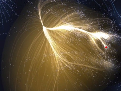 New Map Shows Milky Way Lives In Laniakea Galaxy Complex