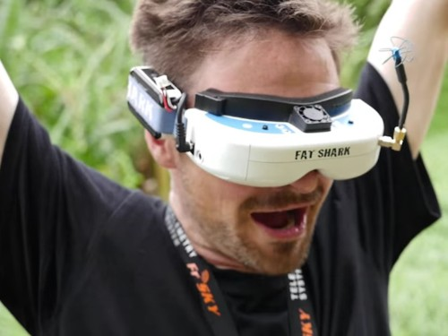 Drone racing is about to get an Olympic-style championship on ESPN