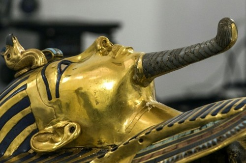 Scans of King Tut tomb suggest '90%' chance of hidden chamber
