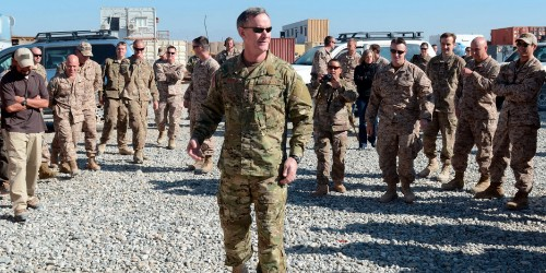 Times Navy SEAL Admiral William McRaven condemned President Trump - Business Insider