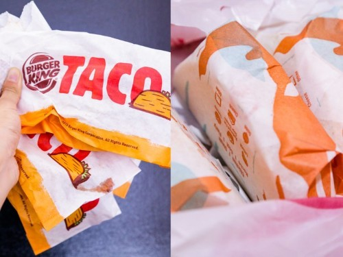 I compared Burger King's new $1 taco against Taco Bell — and it was not a close contest