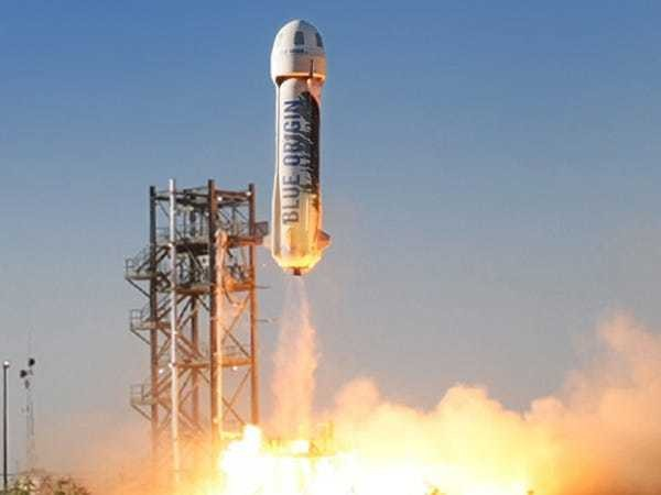 Blue Origin signs a launch contract with satellite company Eutelsat - Business Insider