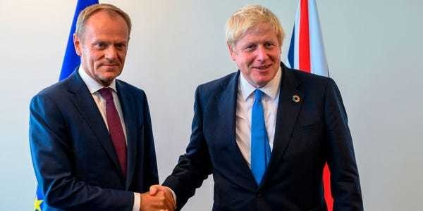 Donald Tusk: Britain will be a 'second-rate player' after Brexit - Business Insider