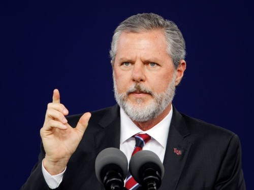 "Jerry Falwell calls on FBI over alleged ""coup"" at Liberty University"
