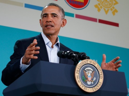 'Mr. Trump will not be president': Obama unloads on the entire Republican 2016 field