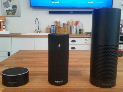 Amazon is reportedly working on a new Echo speaker with a 7-inch touch screen