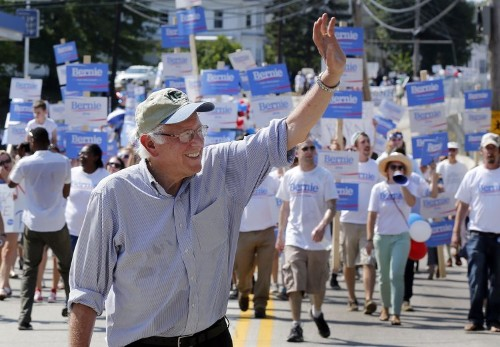 Bernie Sanders isn't as progressive as you think
