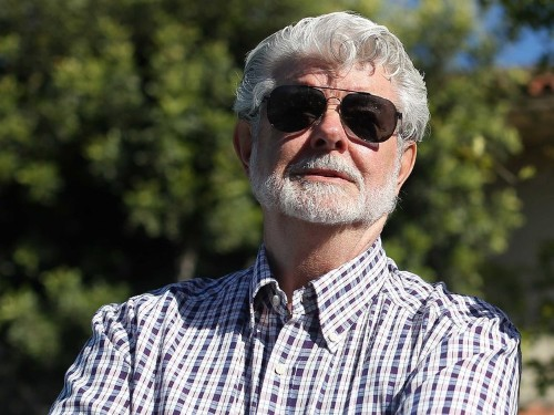 What George Lucas really thought of the new 'Star Wars' isn't so nice