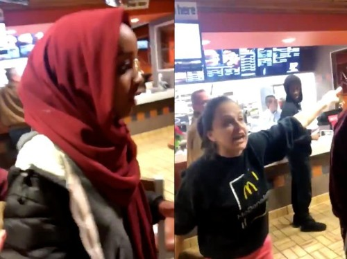 McDonald's slammed for incident between teens, possible gun-toting man