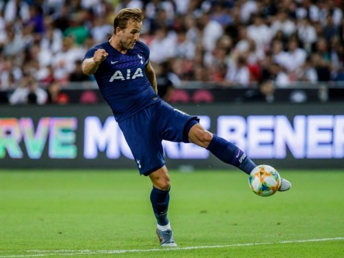 Video: Harry Kane scores last minute winner for Spurs against Juventus