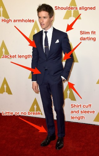 6 rules to actually look good in a suit