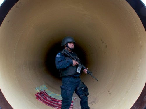 'El Chapo' Guzmán sent a team of engineers to Germany to devise his elaborate escape tunnel