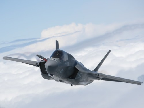 Forget the F-35, the Air Force and Navy are working on a 6th generation fighter